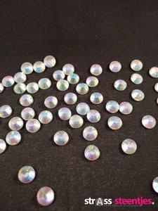 hotfix steentjes budget kwaliteit ss 40 kleur crystal ab