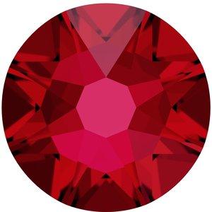 Swarovski non-hotfix steentjes kleur Scarlet (276) SS16