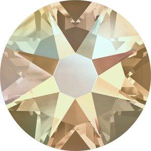 Swarovski non-hotfix steentjes kleur Silk Shimmer (391SHIM) SS16