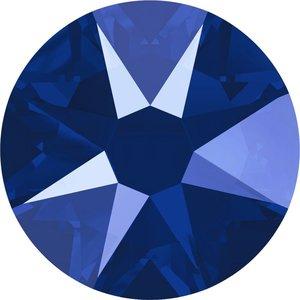 Swarovski non-hotfix steentjes kleur Crystal Royal Blue (001L110S) SS30