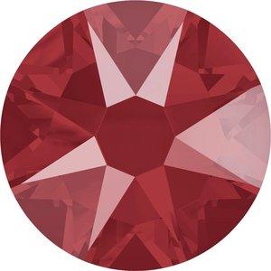 Swarovski non-hotfix steentjes kleur Crystal Royal Red (001L107S) SS30