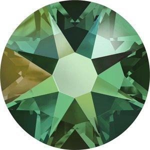 Swarovski non-hotfix steentjes kleur Erinite Shimmer (360SHIM) SS30