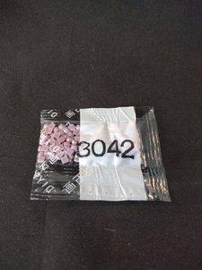 Diamond Painting - Losse vierkante steentjes kleurcode 3042