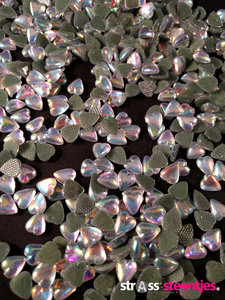 hotfix rhinestones hart crystal ab