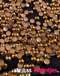 Hotfix Domestuds SS 6 Kleur Goud