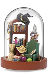 Mini Dollhouse - Mini Stolp - Fingertip Magic