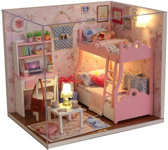 Mini Dollhouse - 1 kamer - Mood for Love