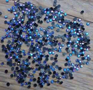 Hotfix steentjes Budget kwaliteit SS 6 Kleur Sapphire AB