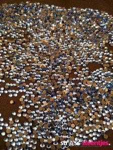 hotfix steentjes budget kwaliteit ss 10 kleur light sapphire