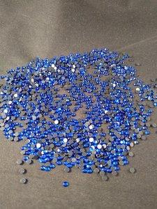 Hotfix steentjes Budget kwaliteit SS 10 Kleur Sapphire