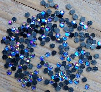 Hotfix steentjes Budget kwaliteit SS 10 Kleur Sapphire AB