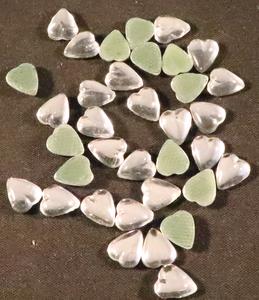 Hotfix Rhinestones Hart Crystal DMC