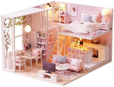 Mini Dollhouse - Appartement - Tranquil Life