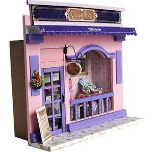 Mini Dollhouse - Shop - Queen Shop