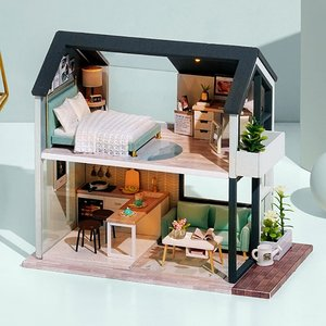 Mini Dollhouse - Appartement - Peaceful Time