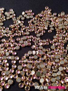 hotfix trim ss 16 kleur goud rose