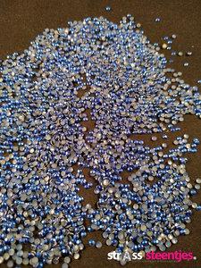 hotfix rhinestuds ss 6 kleur blauw