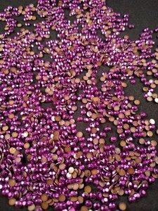hotfix rhinestuds ss 10 kleur paars