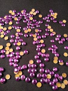 hotfix rhinestuds ss 20 kleur paars