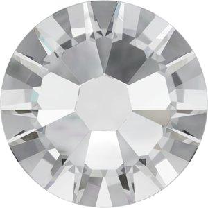 Swarovski hotfix steentjes kleur Crystal (001) SS 10
