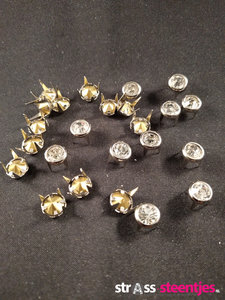 spikes zilver ss 40