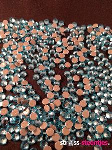hotfix steentjes excellent kwaliteit ss 30 kleur aquamarine