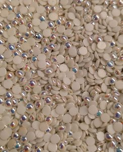 Hotfix Ceramic Parels SS10 Kleur Parelmoer