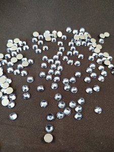 Hotfix steentjes Excellent kwaliteit SS 20 Kleur Black Diamond
