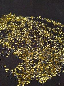 hotfix steentjes budget kwaliteit ss 6 kleur citrine