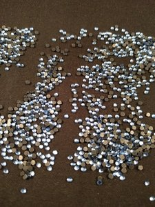 hotfix steentjes budget kwaliteit ss 6 kleur light sapphire
