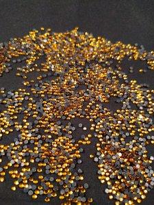 hotfix steentjes budget kwaliteit ss 6 kleur topaz