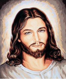 Diamond Painting pakket - Jezus Christus 50x60 cm