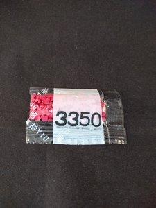 Diamond Painting - Losse vierkante steentjes kleurcode 3350