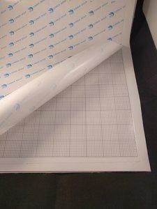 Diamond Painting blanco canvas doek voor vierkante steentjes