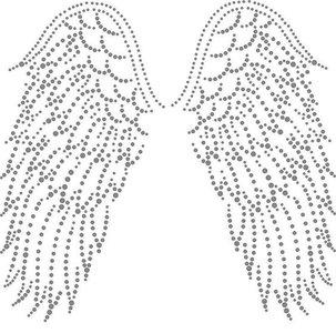 Hotfix Patroon - Engelenvleugels