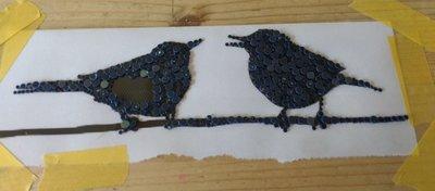 Hotfix Patroon - Zelf maken vogeltjes