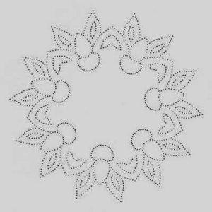 Hotfix Patroon - Mandala 3