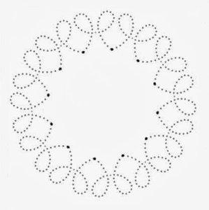 Hotfix Patroon - Mandala 4