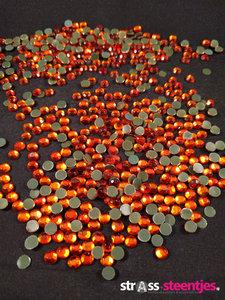 hotfix steentjes budget kwaliteit ss 20 kleur orange