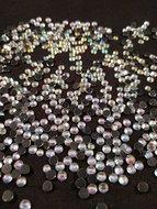 Hotfix steentjes Budget kwaliteit SS 30 Kleur Crystal AB