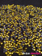 hotfix steenjtes budget kwaliteit ss 16 kleur citrine
