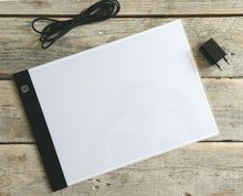 Daimond Painting Light Pad A4 formaat - Dimbaar (3 standen)